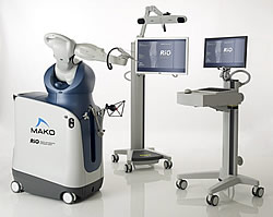Robotically Assisted Knee Surgery